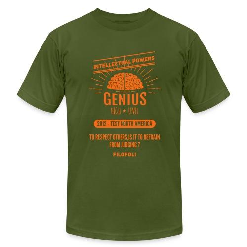 212 TEST NORTH AMERICA - Men's Fine Jersey T-Shirt