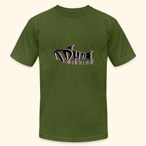 yooperhooked - Men's Fine Jersey T-Shirt
