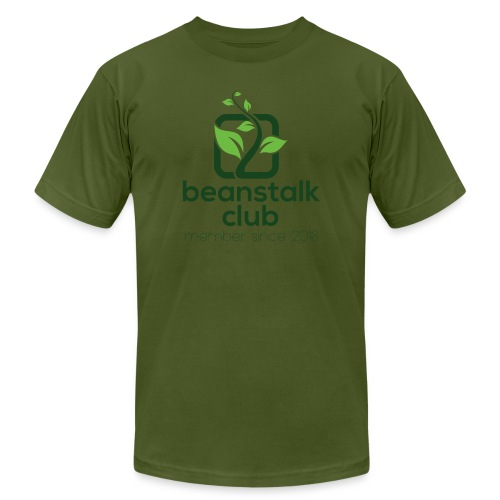 Beanstalk Club - Men's Fine Jersey T-Shirt