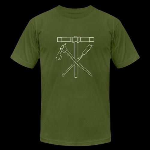 Shipwright Tools - Men's Fine Jersey T-Shirt