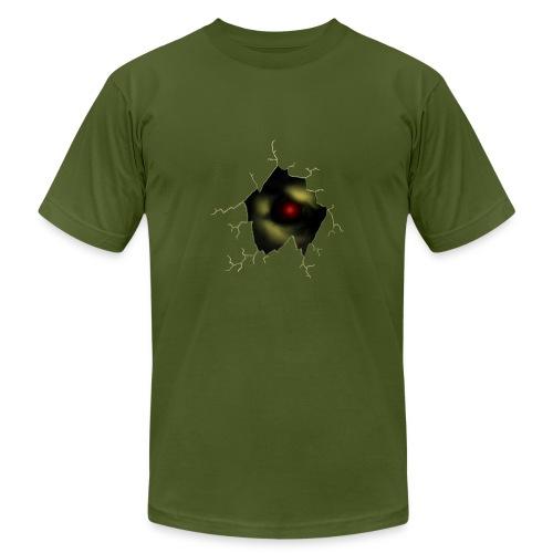 Broken Egg Dragon Eye - Men's  Jersey T-Shirt