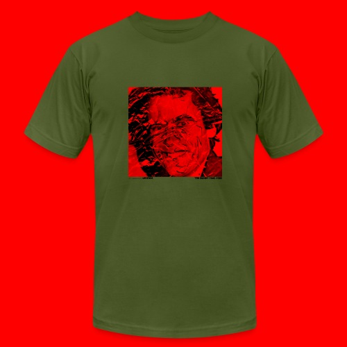 Ted Bundy, portrait of a legend. - Men's  Jersey T-Shirt