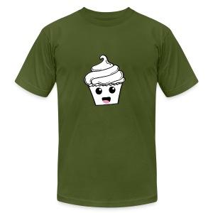 Happy Cupcakes - Men's Fine Jersey T-Shirt