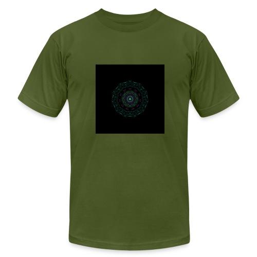 Spring Mandala - Men's Fine Jersey T-Shirt