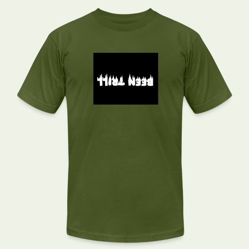 Trillxer - Men's Fine Jersey T-Shirt