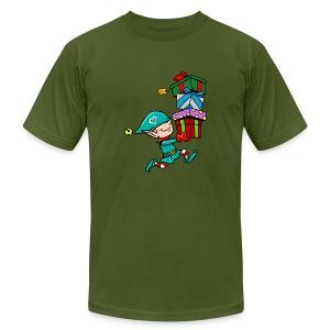 Premium Design Elf - Men's Fine Jersey T-Shirt