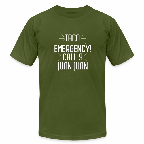 taco emergency - Men's Fine Jersey T-Shirt