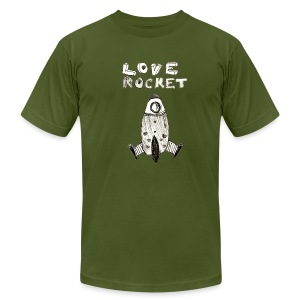 Love Rocket - Men's Fine Jersey T-Shirt