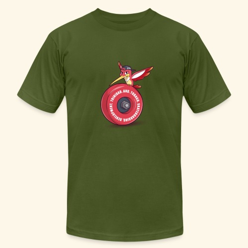 PNG Transparent Background - Men's  Jersey T-Shirt