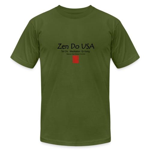 Zen Do USA - Men's Fine Jersey T-Shirt