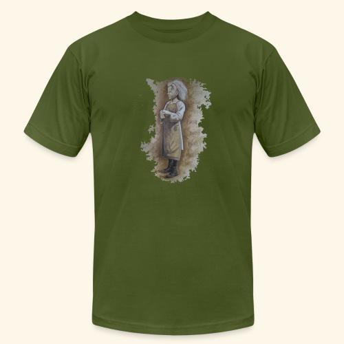 Child labourer - Men's Fine Jersey T-Shirt