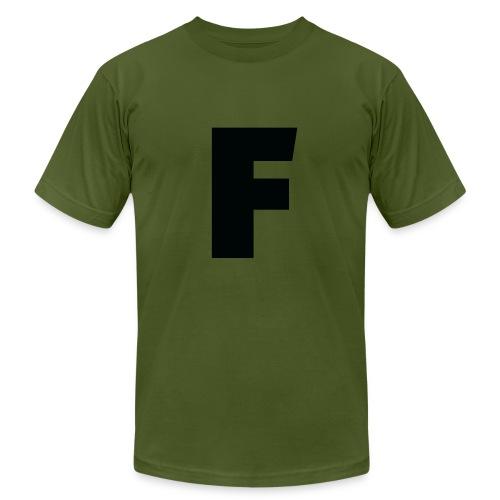F - Men's Fine Jersey T-Shirt