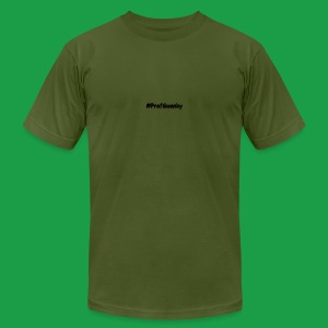 #ProfSwanky - Men's T-Shirt by American Apparel