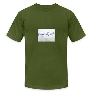 Blue Eye10 - Men's Fine Jersey T-Shirt