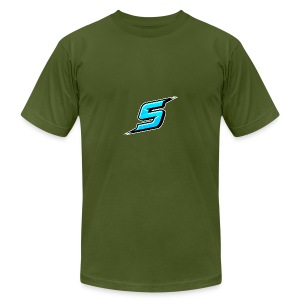 Sentry Logo - Men's Fine Jersey T-Shirt