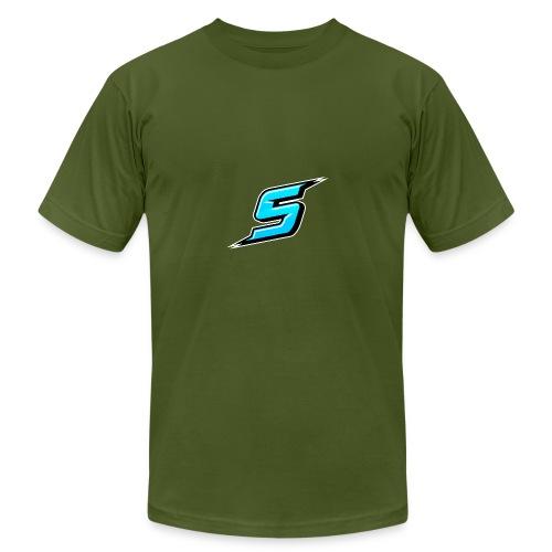 Sentry Logo - Men's Fine Jersey T-Shirt