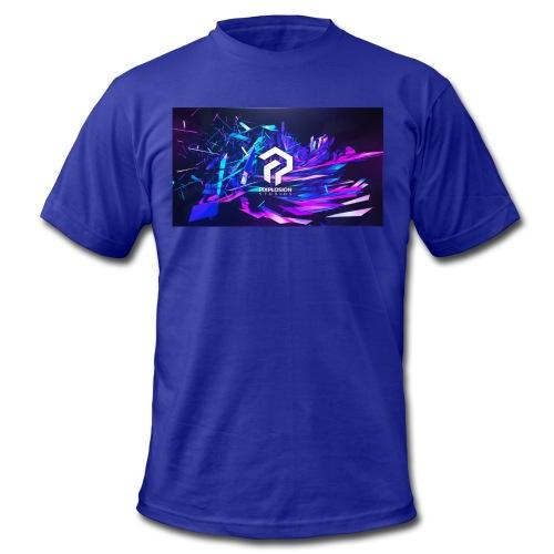 Pixplosion Studios - Men's  Jersey T-Shirt