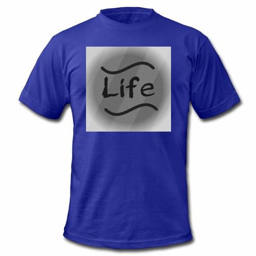 It's Just Life - Men's  Jersey T-Shirt