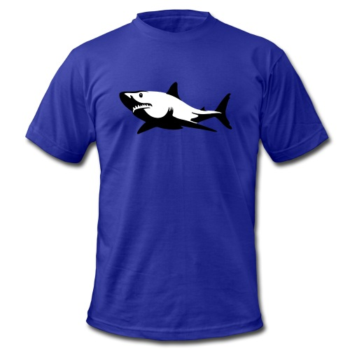 Shark - Men's  Jersey T-Shirt