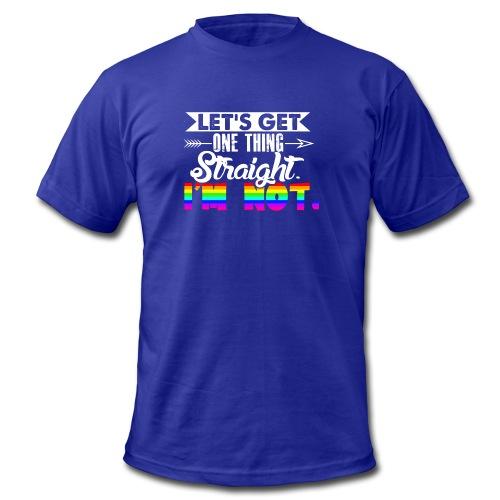 Proud to be gay - Men's  Jersey T-Shirt