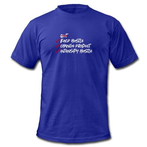 Keep Hustle - Men's  Jersey T-Shirt