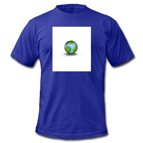 Earth - Men's  Jersey T-Shirt
