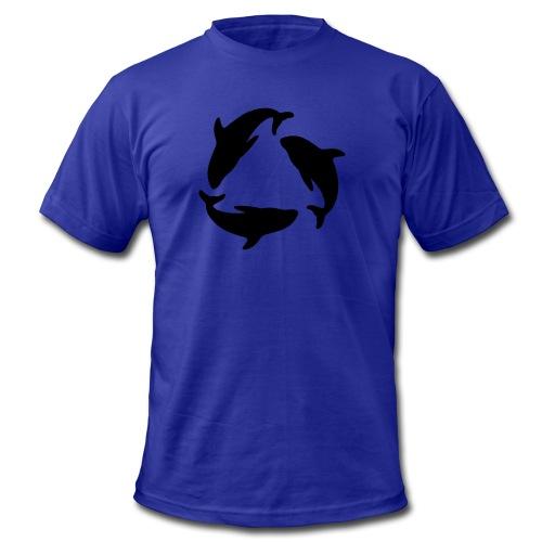 recycle - Men's  Jersey T-Shirt