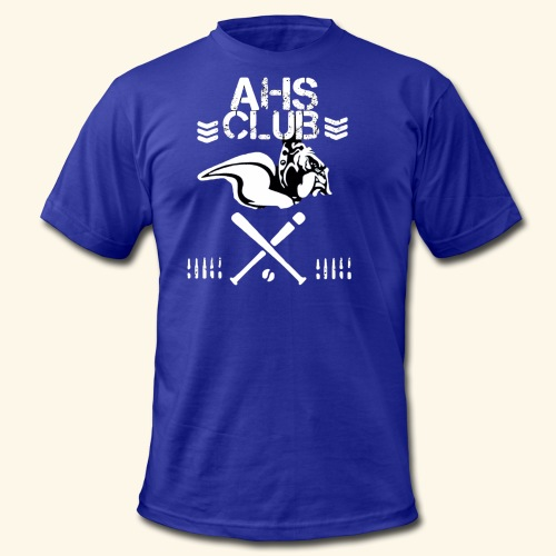 AHS CLUB T shirt - Men's Fine Jersey T-Shirt