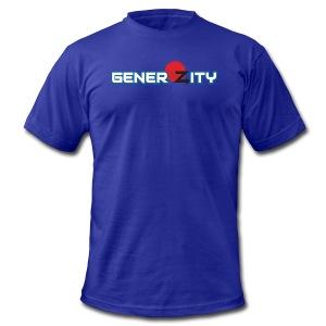 GenerOZity - Men's Fine Jersey T-Shirt