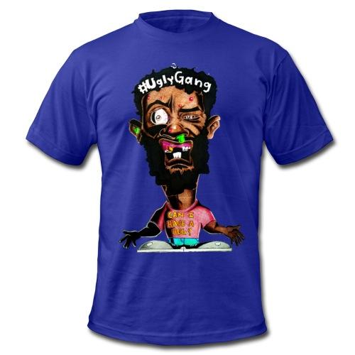 #UglyGang - Men's Fine Jersey T-Shirt