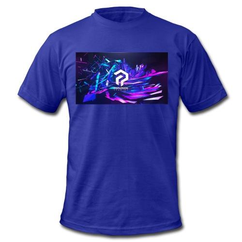 Pixplosion Studios - Men's Fine Jersey T-Shirt