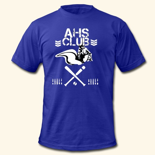 AHS CLUB T shirt - Men's Fine Jersey T-Shirt