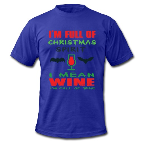 Ugly Christmas Sweaters - Men's Fine Jersey T-Shirt