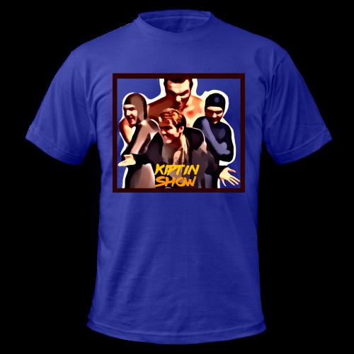 The Kiptin Show - Men's Fine Jersey T-Shirt