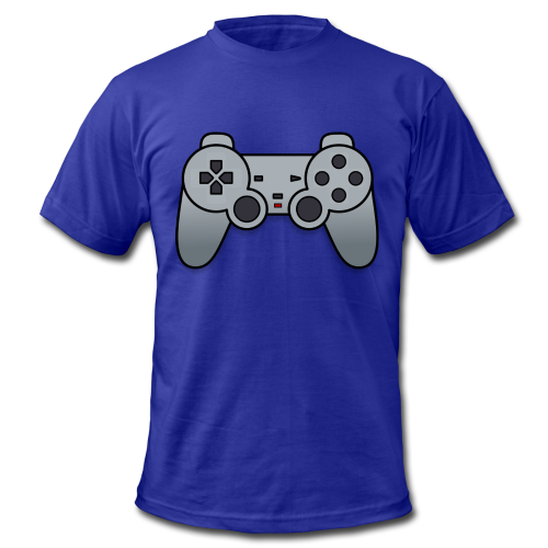 Game Controller - Men's Fine Jersey T-Shirt