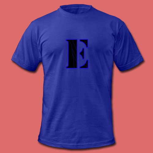 Limited Edition E logo - Men's Fine Jersey T-Shirt