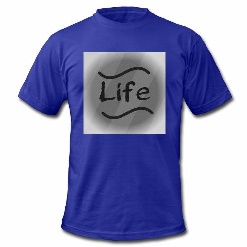 It's Just Life - Men's Fine Jersey T-Shirt