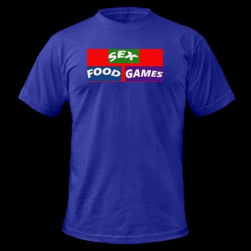 SFG - Men's Fine Jersey T-Shirt