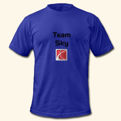 TeamSky - Men's Fine Jersey T-Shirt