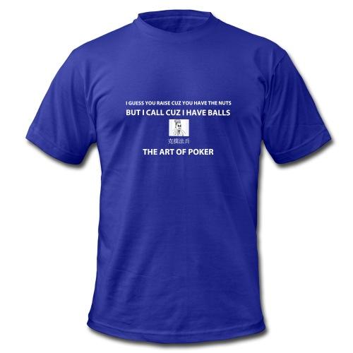 0F97D840 46B8 4405 8315 10AA1A2666D5 - Men's Fine Jersey T-Shirt