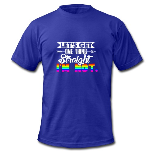 Proud to be gay - Men's Fine Jersey T-Shirt