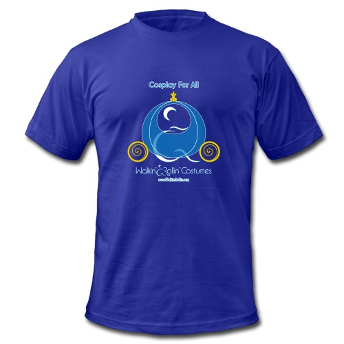 Cosplay For All: Cinderella - Men's Fine Jersey T-Shirt