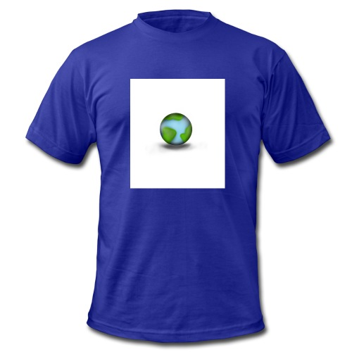 Earth - Men's Fine Jersey T-Shirt