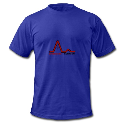 New Logo (With Name) - Men's  Jersey T-Shirt