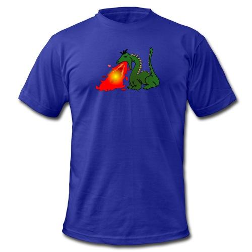 Spittin fire - Men's Fine Jersey T-Shirt