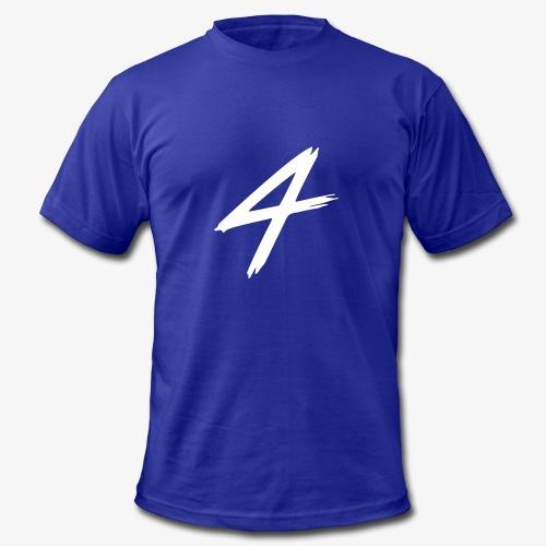 4 - Men's Fine Jersey T-Shirt