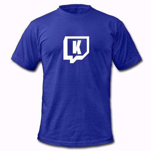 First Twitch Stream Tee - Men's Fine Jersey T-Shirt