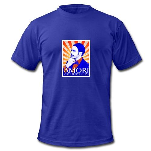 Amori_poster_1d - Men's Fine Jersey T-Shirt