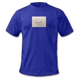 LONE - Men's Fine Jersey T-Shirt