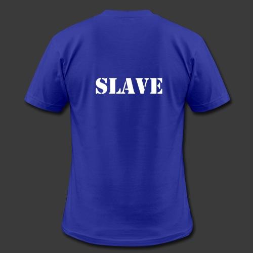 d01 backside - Men's  Jersey T-Shirt